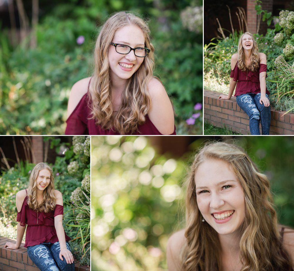 Mary Vance Photography Senior Girl Sammamish Washington Photographer