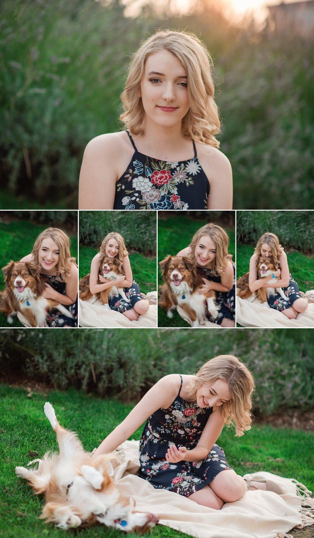 Mary Vance Photography Senior Girl Sammamish Washington Photographer
