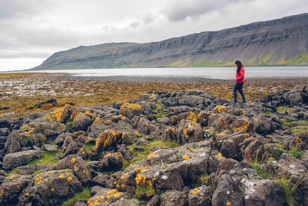 Photography in Iceland