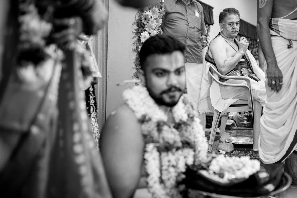 Chennai Tamil Brahmin Candid Wedding Photography