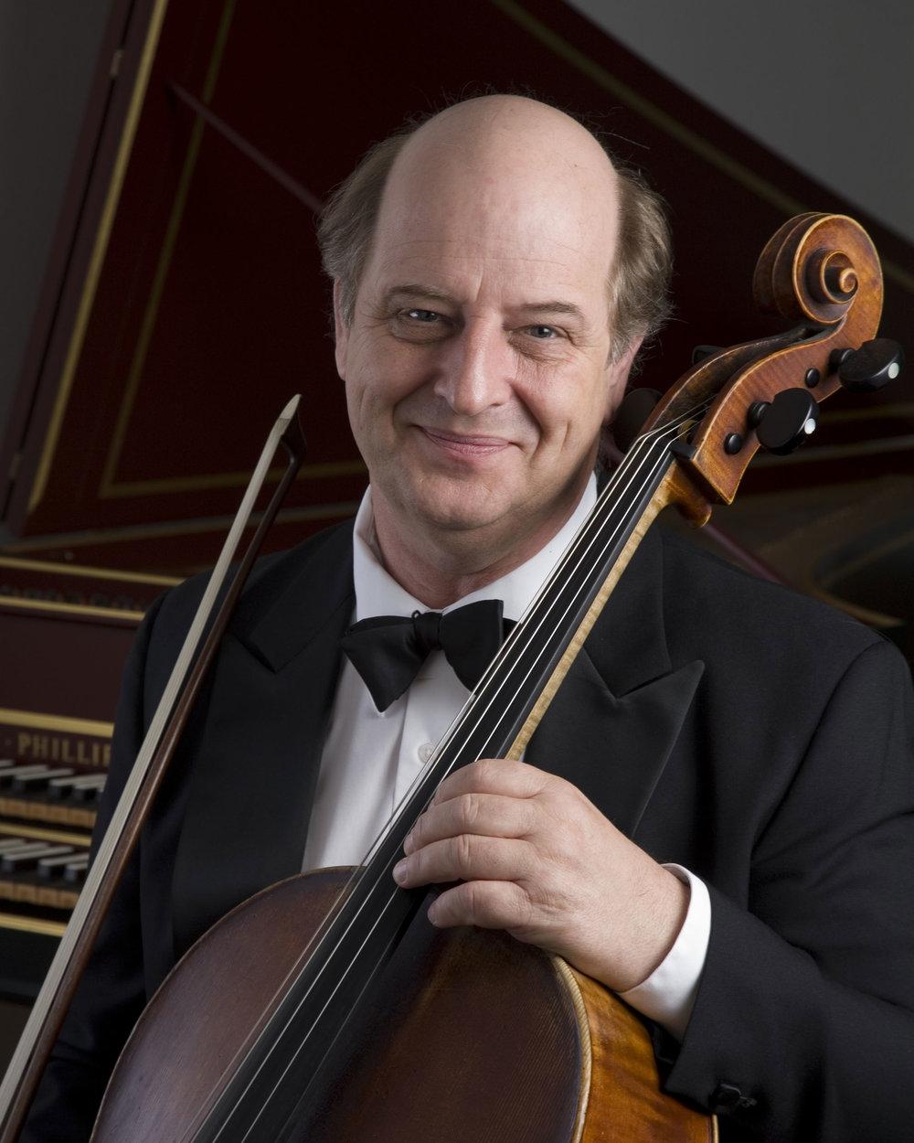 Burke Schuchman, Peregrine Trio