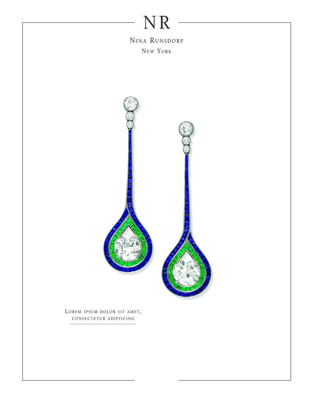 Nina Runsdorf Jewelry