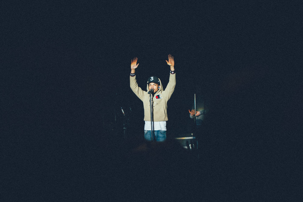 30.12.2016  Chance The Rapper @ Beyond the Valley.