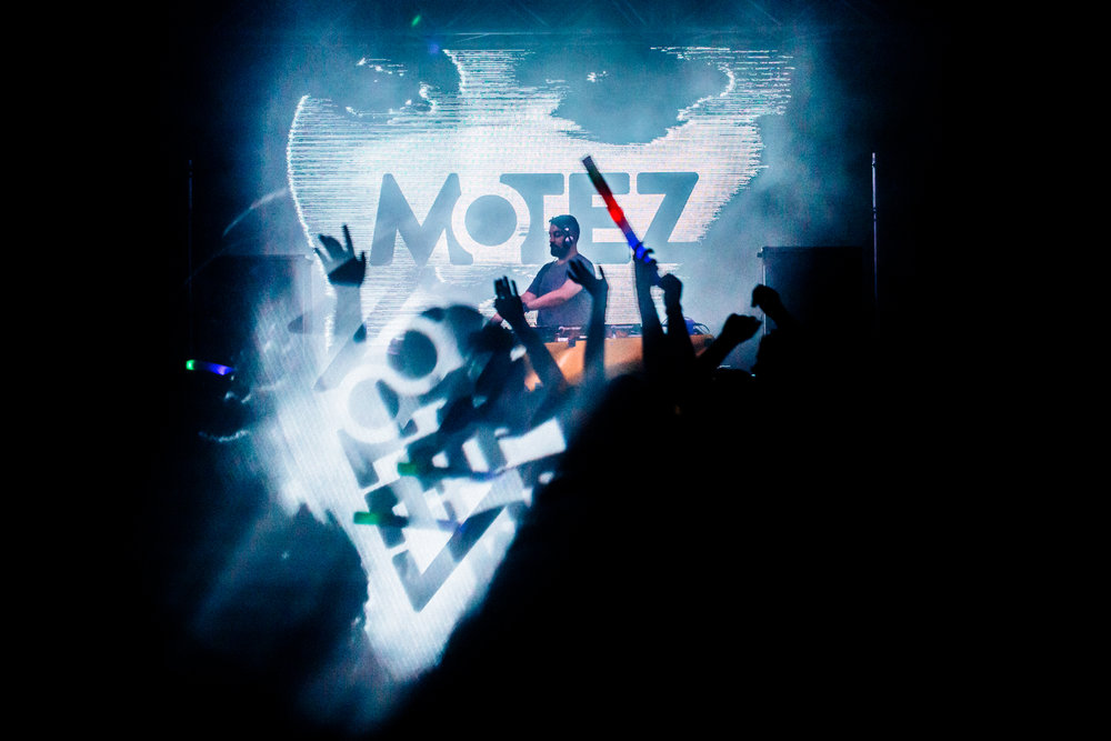 27.01.2018  Motez @ Electric Gardens.