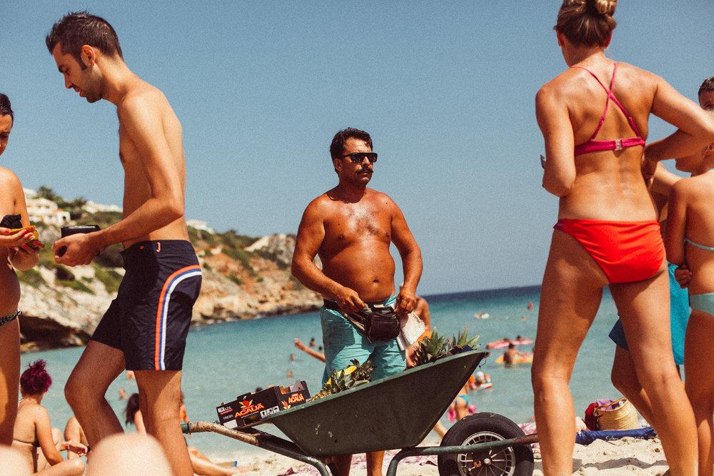 28.08.2018  COCOLOCO MELONEEEE ANANE MELONEEEEEEE!!! La Romantica beach, Mallorca.