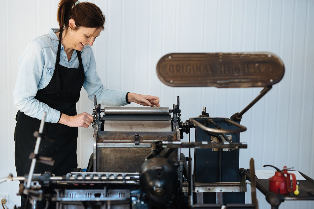 Wolfgang the 1948 Heidelberg T Platen Superspeed