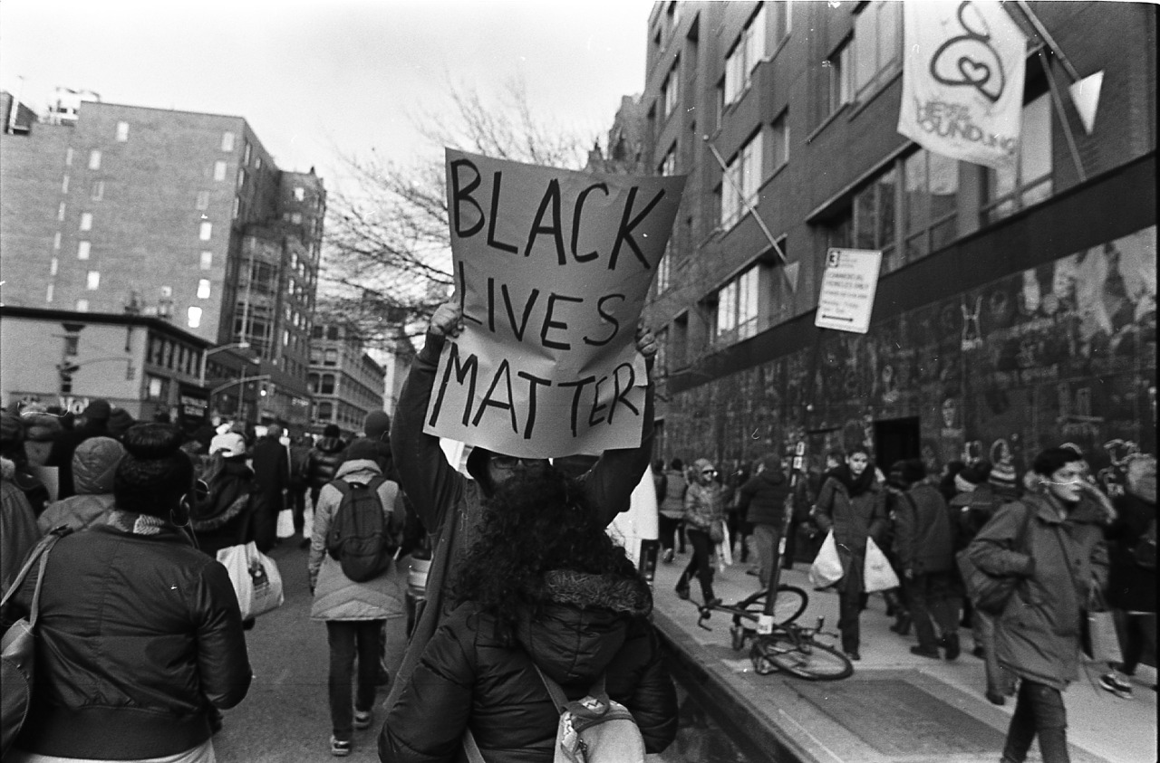 Black Lives Matter. Remember That.