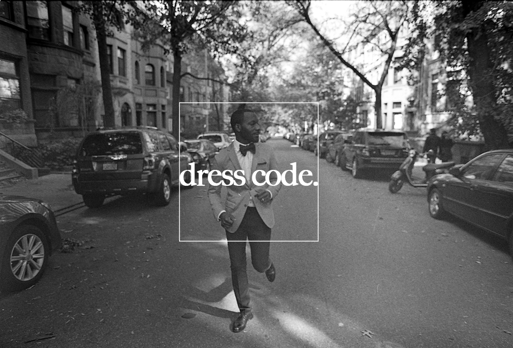 "I am very excited to present the Mr. Michael Thomas A/W 14 look-book, entitled ""Dress Code"" and shot by me. With ties made in the USA and a look-book shot on film, we are celebrating a return to craftsmanship.   Take a look:    www.mrmichaelthomas.com"