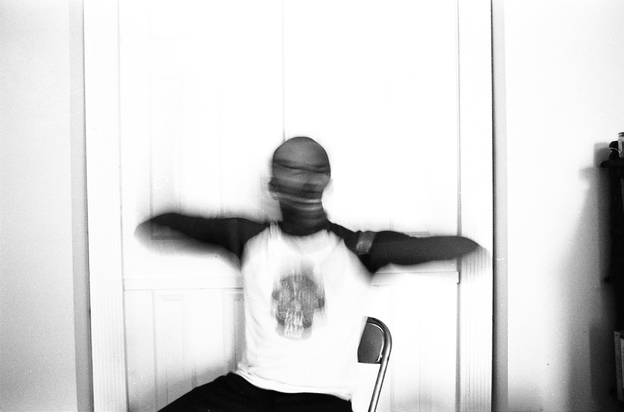 Vibrations, Self Portrait.
