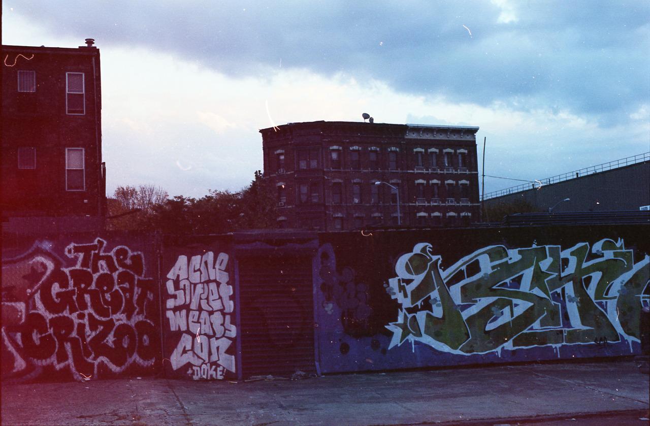 Brooklyn, 2013.