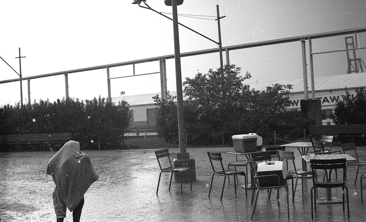 Summer Rain Outtakes.