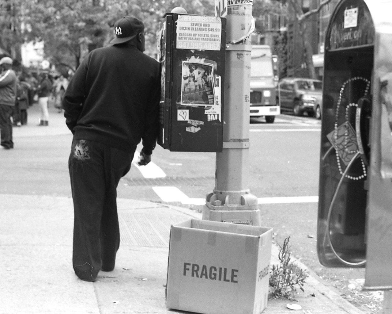 Fragile Man.