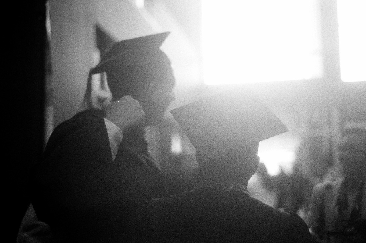 Matriculation.    Photo by L. Chevalier