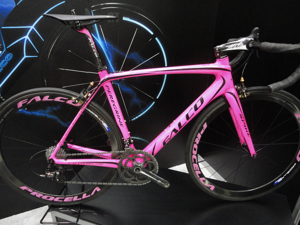Sharp looking bike from Falco