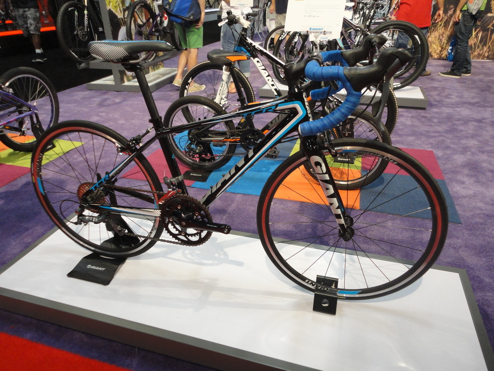 Kids TCR road bike. For the fast pre-teen in your life.
