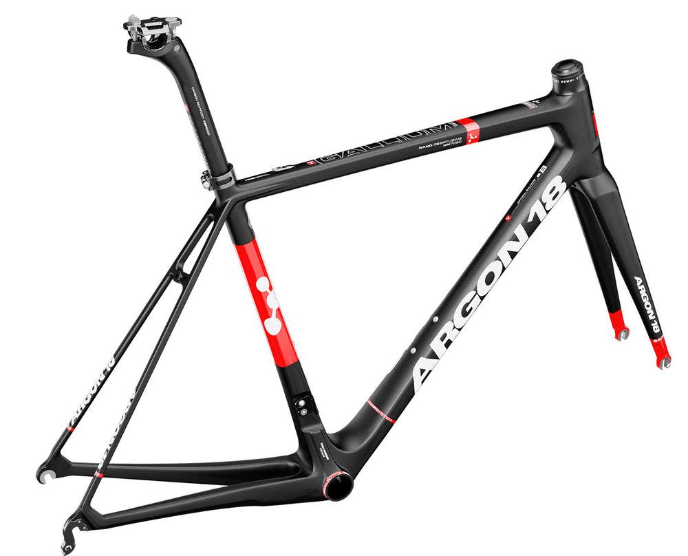 """Gallium Pro is Argon 18's """"stiffness to weight"""" bike"""