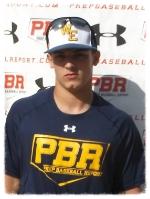 Blake Carpenter LHP/OF     Player Profile