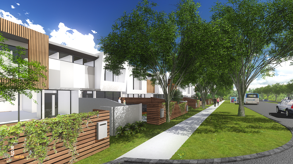 Melbourne Townhouses Investment Best Architects Melbourne