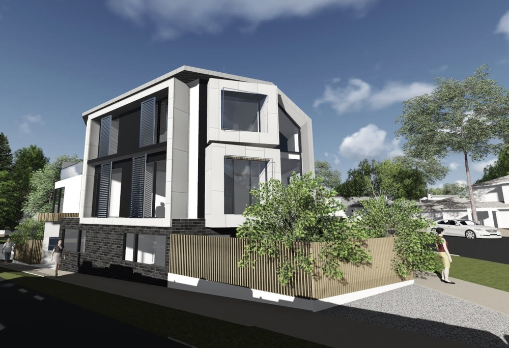 Blog best melbourne architects australia for Corner block house plans