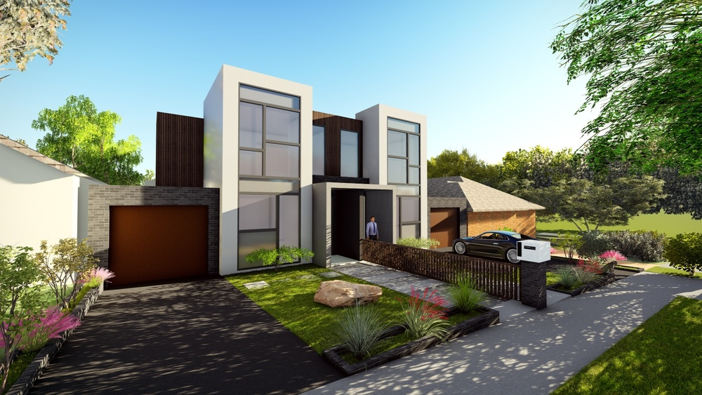 Townhouses Best Architects Melbourne