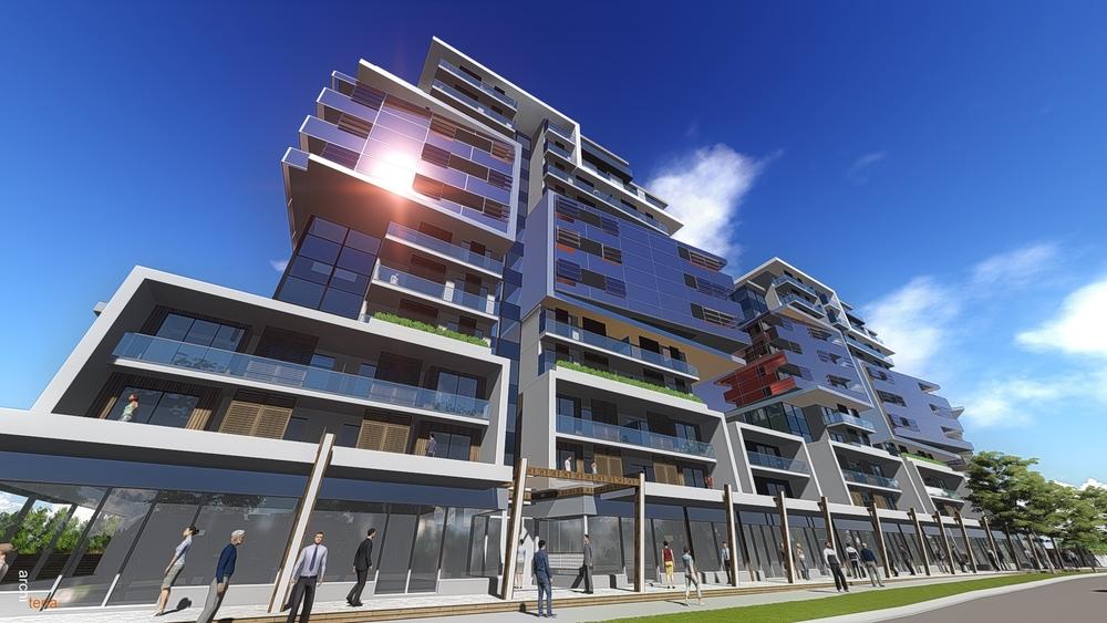 Reservoir Reflection Apartments - Start Island