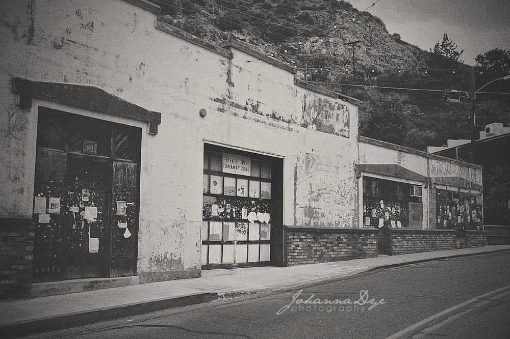 Bisbee, Arizona - Photography in Fayetteville, NC