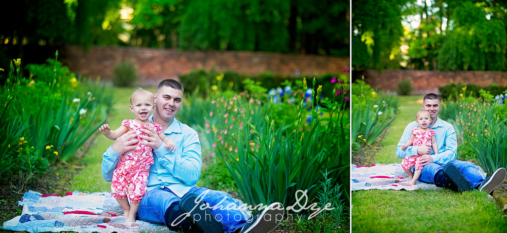 Fayetteville North Carolina Family Photographer Spring