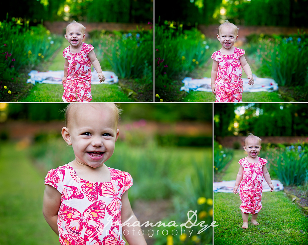 Fayetteville North Carolina Family Photography Spring