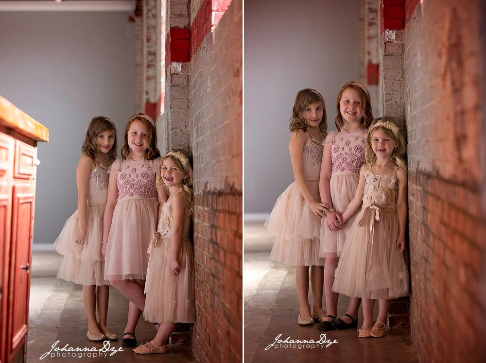 Fayetteville North Carolina Wedding Photographer, offering Wedding and Engagement Photography - Flower Girls