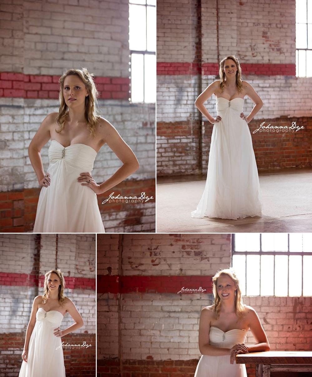 Bride Flowergirls Fayetteville North Carolina Wedding