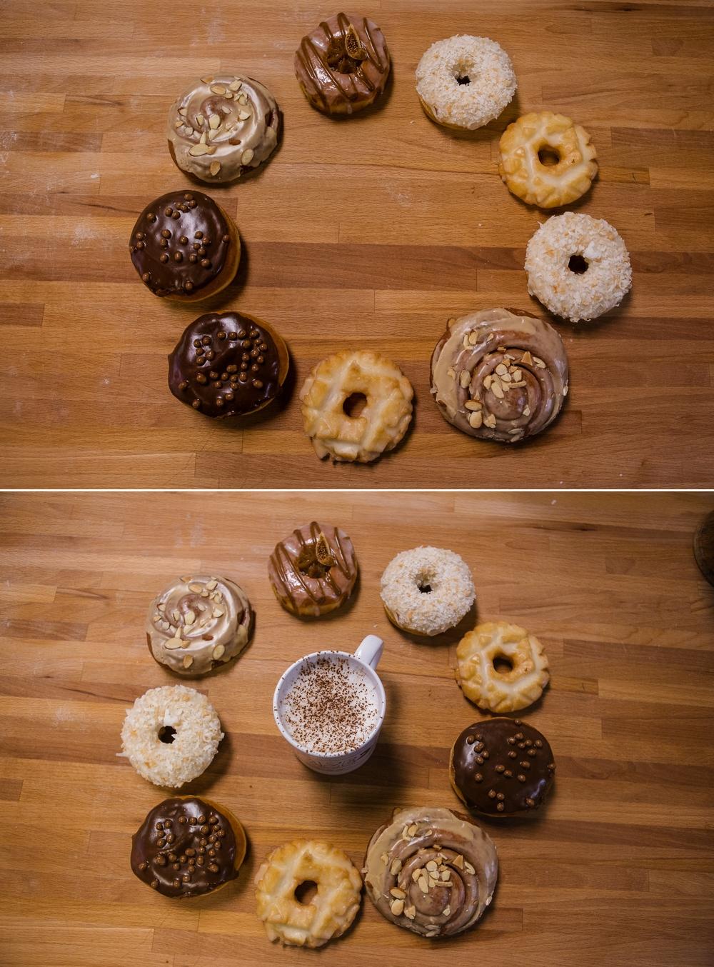 Glazed Doughnuts in Charleston South Carolina