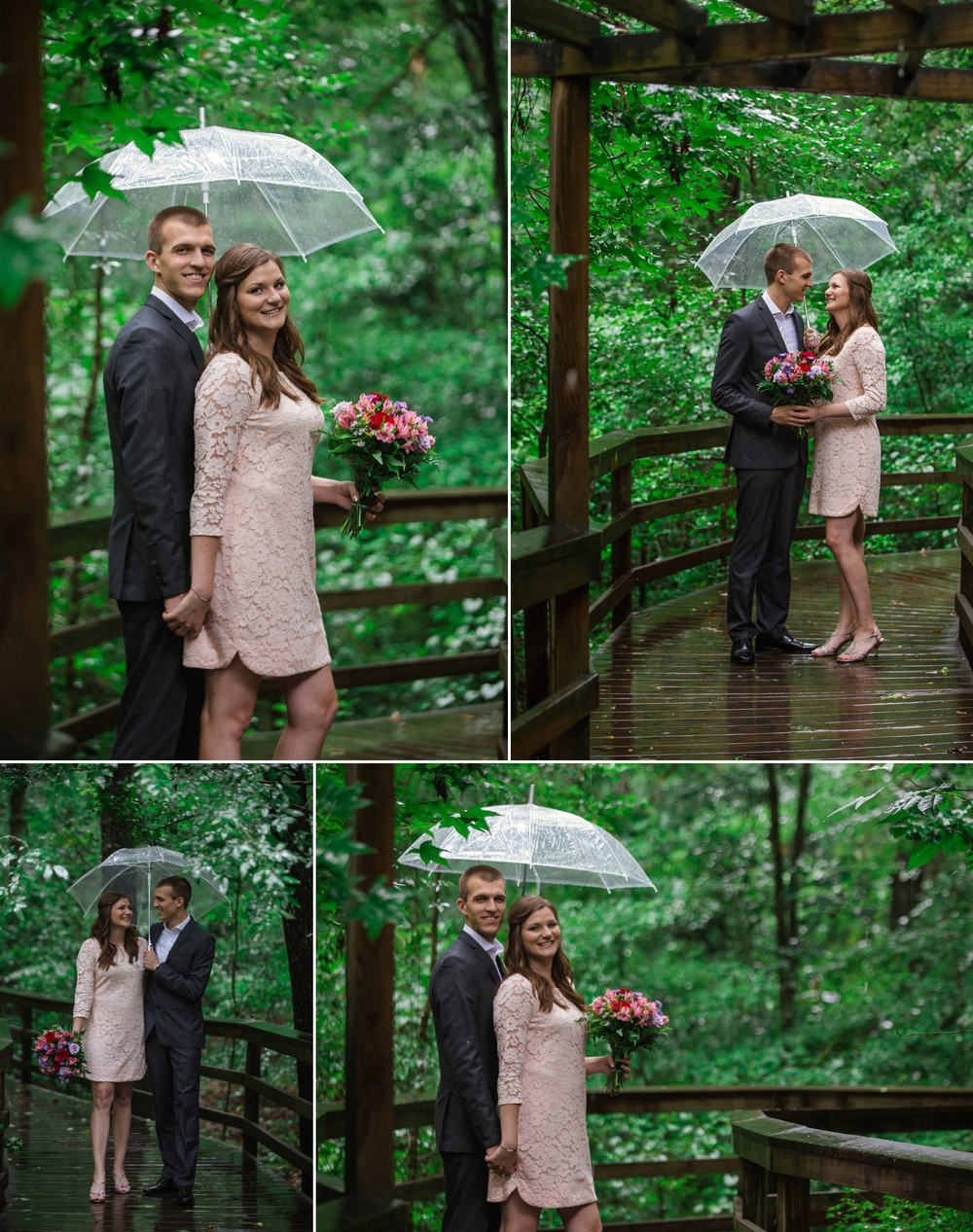 Elopement Photography in Congaree National Park, South Carolina