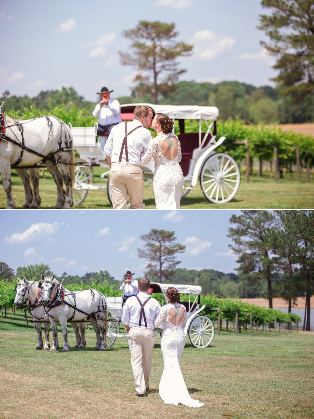 Gregory Vineyard Wedding Photographer in Fayetteville, North Carolina