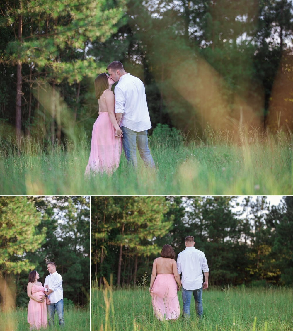 Fayetteville North Carolina Maternity Photography