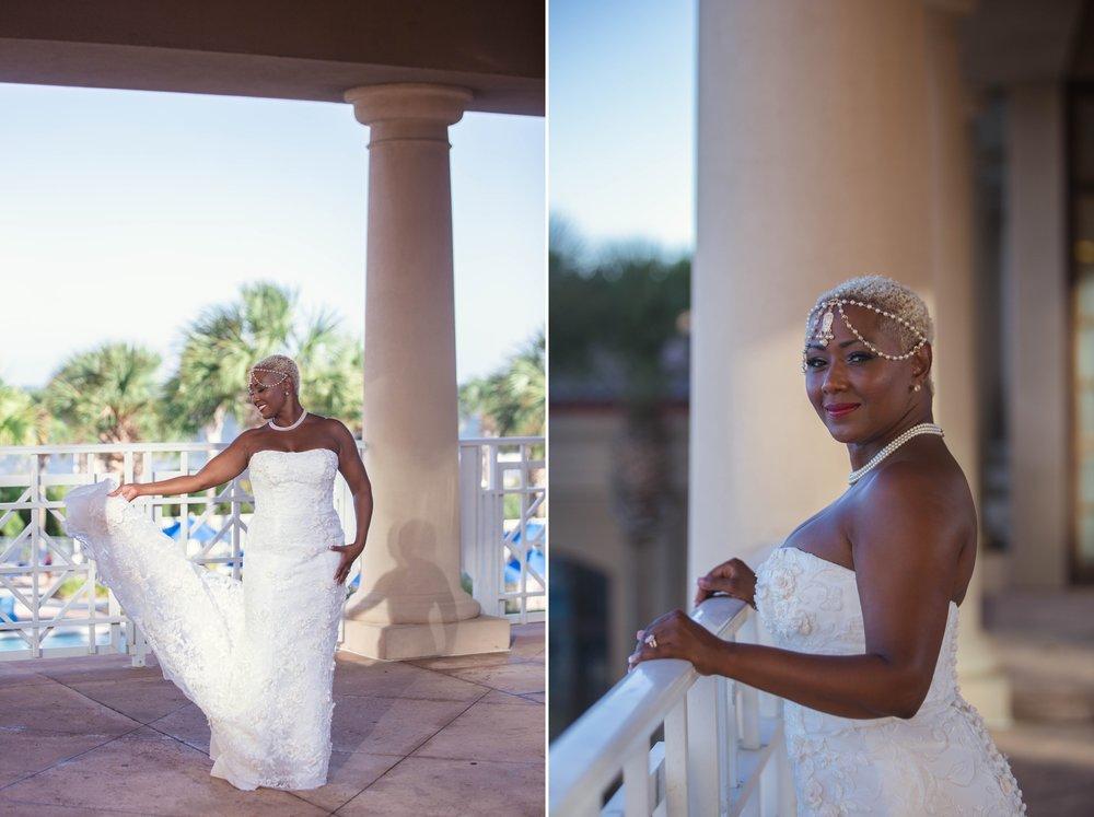 Wedding Photography at Myrtle Beach Marriott Hotel