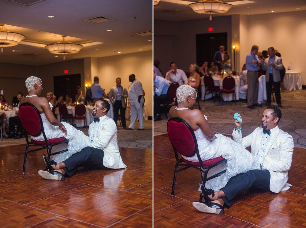 Myrtle Beach Marriott Wedding Photography