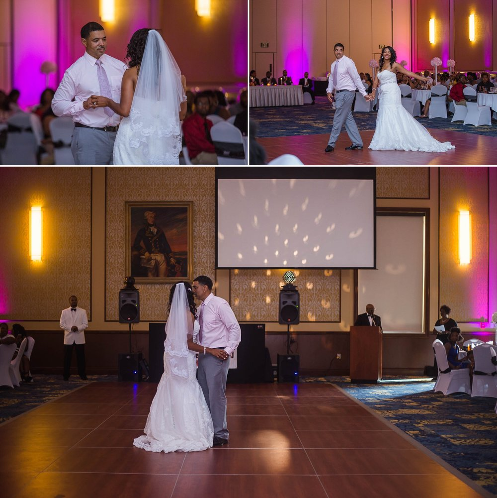 Fort Bragg NC Wedding