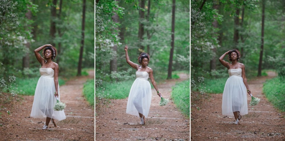 African American Wedding in Fayetteville North Carolina