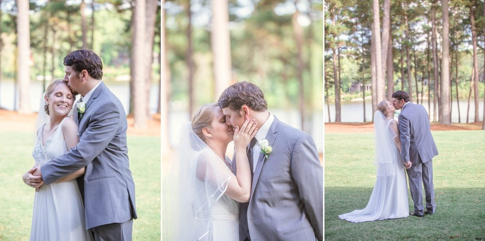 Carolina Trace Country Club Wedding
