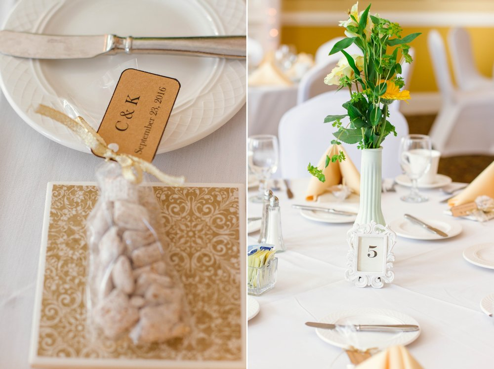 Carolina Trace Country Club Wedding Photography