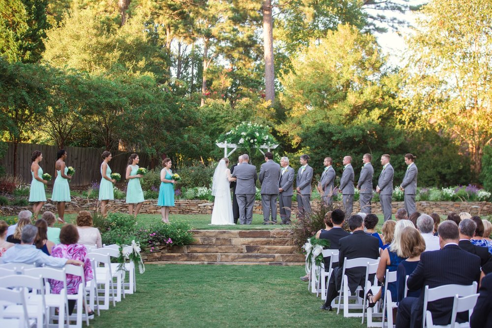 Wedding in Sanford North Carolina