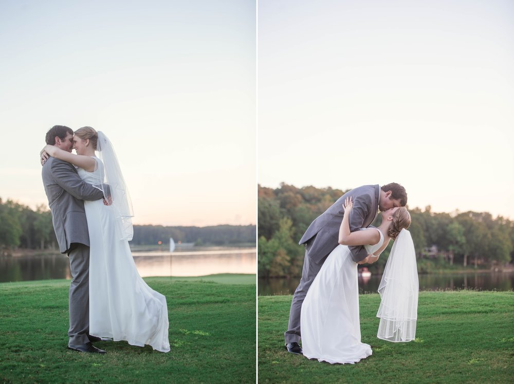 Wedding Photography at Carolina Trace Country Club
