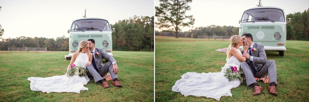 Wedding Photography at the Barn at Valhalla in Chapel Hill, North Carolina