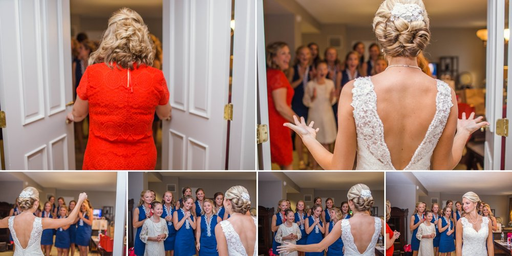 Raleigh North Carolina Wedding Photographer at the Downtown Sheraton Hotel
