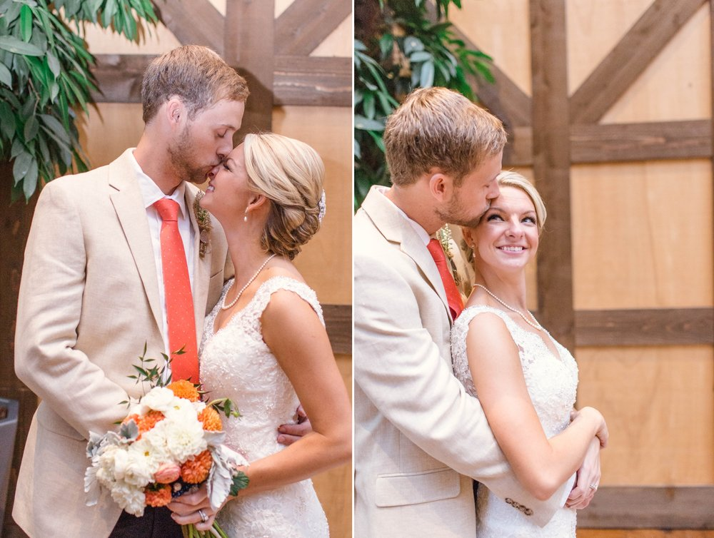 Downtown Raleigh Sheraton Hotel Wedding
