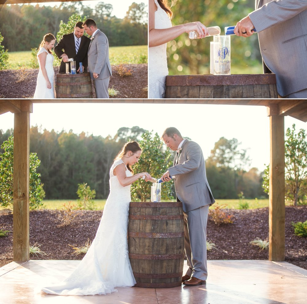 The Farm in Selma, NC Wedding Photography