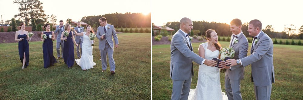 The Farm Selma NC Wedding