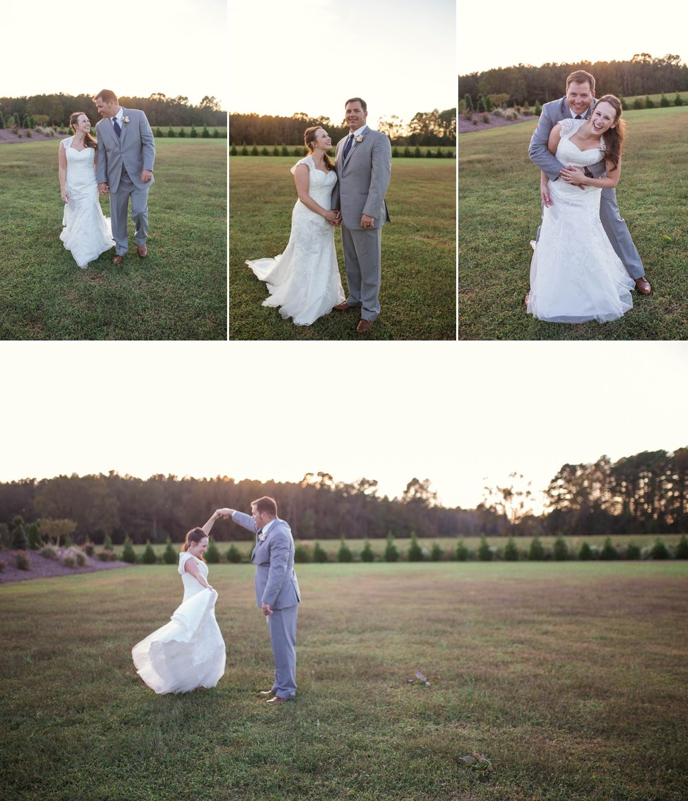 Wedding Photography in Selma, NC