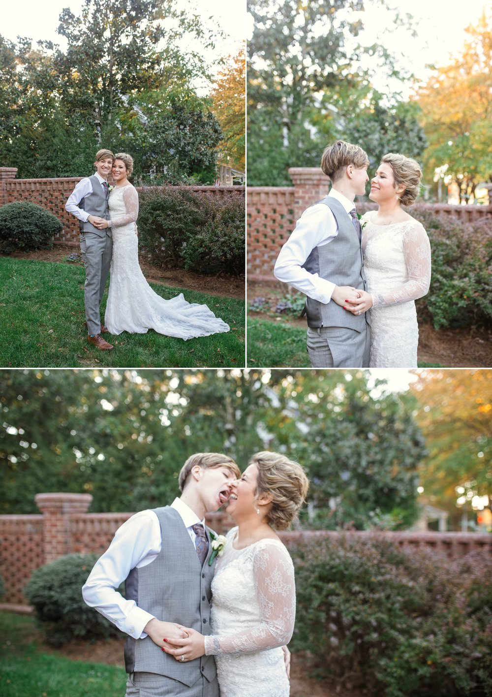 Gay friendly wedding photographer in north carolina