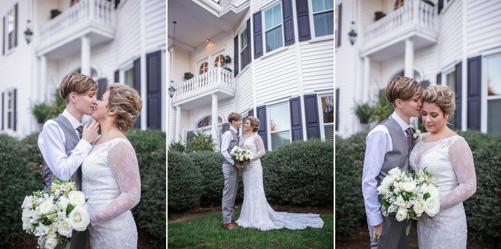 LGBT Wedding in Raleigh North Carolina